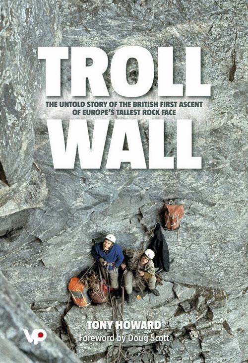 Trollveggen revisited 45 år etter