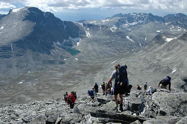 Rondane nasjonalpark 50 år