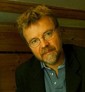 Forfatter Roy Andersen.