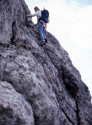 Østeggen. Leiv Håvar Kvande leder. 1986.