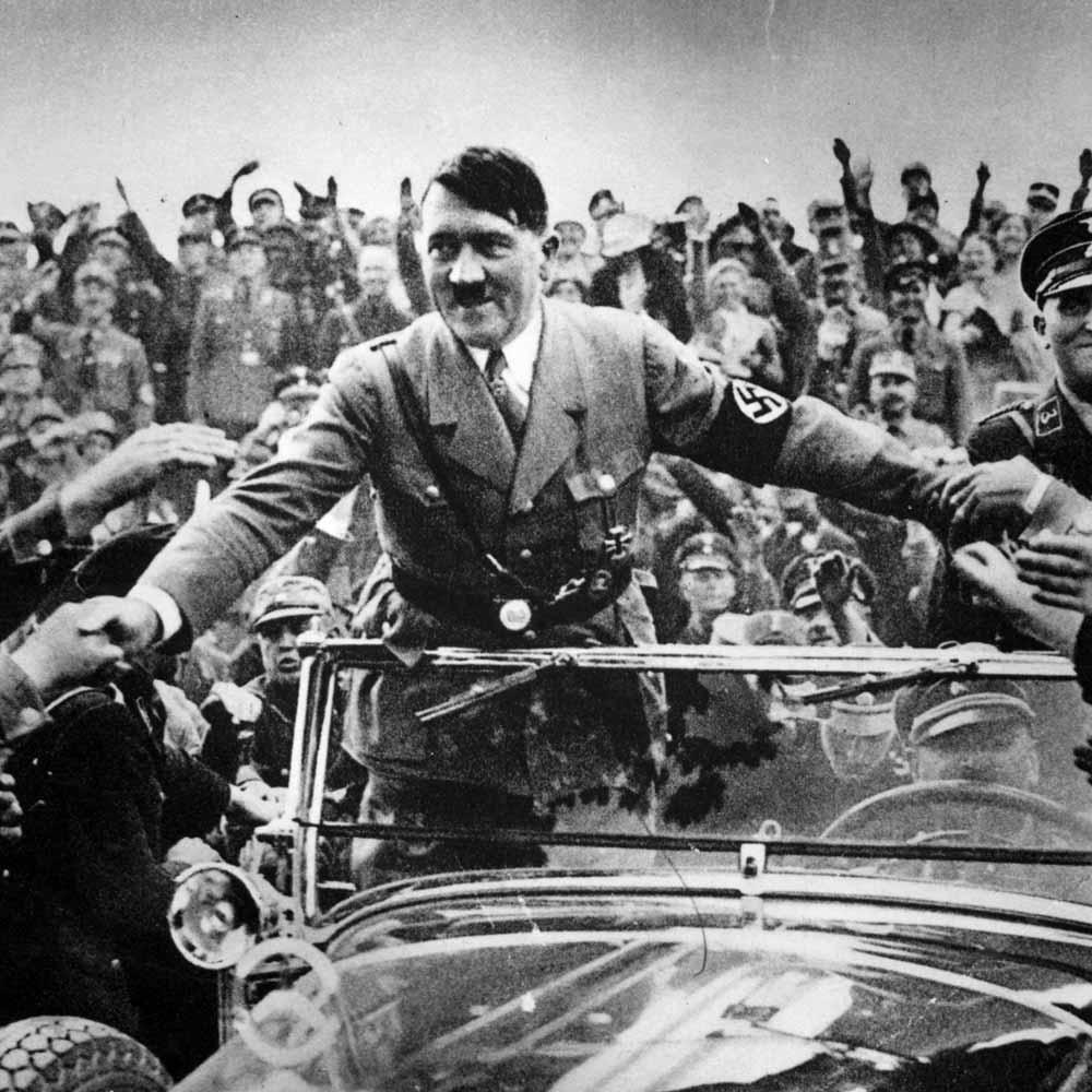 Adolf Hitler hadde en gal manns visjon om et tredje rike der alle fiender var eliminert. En ekstrem utgave av forestillingen om at verden lar seg forenkle.
