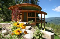 Hus fra det kanadiske firmaet Mandala Homes.