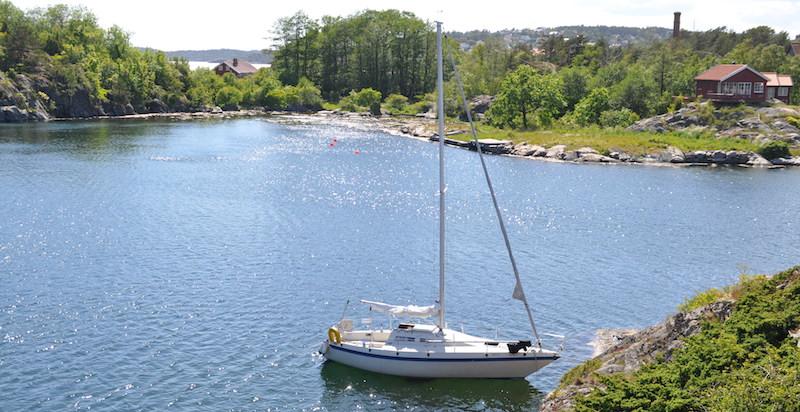 Langs norskekysten med Isa Amalie – del 1