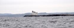 Oksøy fyr viser sjøvegen inn til Kristiansand.