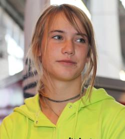 Laura Dekker.