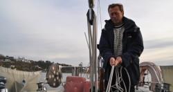 Jeg kjøpte Balladen av Øyvind Haaland, pensjonert professor. Han har hatt båten i mer enn 20 år og kostet på mange viktige oppgraderinger av den snart 40 år gamle båten.