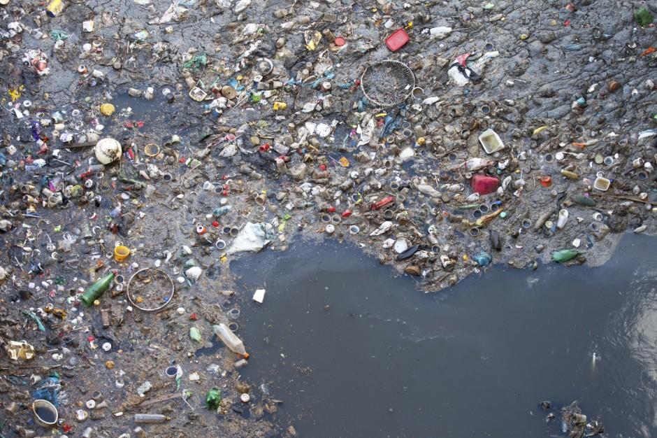 I 2050 vil det være mer søppel enn fisk i havet, hvis utviklingen fortsetter slik den gjør nå (Foto: iStock).