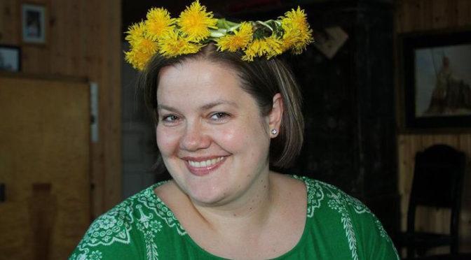 Elisabeth Bergquist må være Bodøs mest gjestfrie og vennligsinnede menneske.