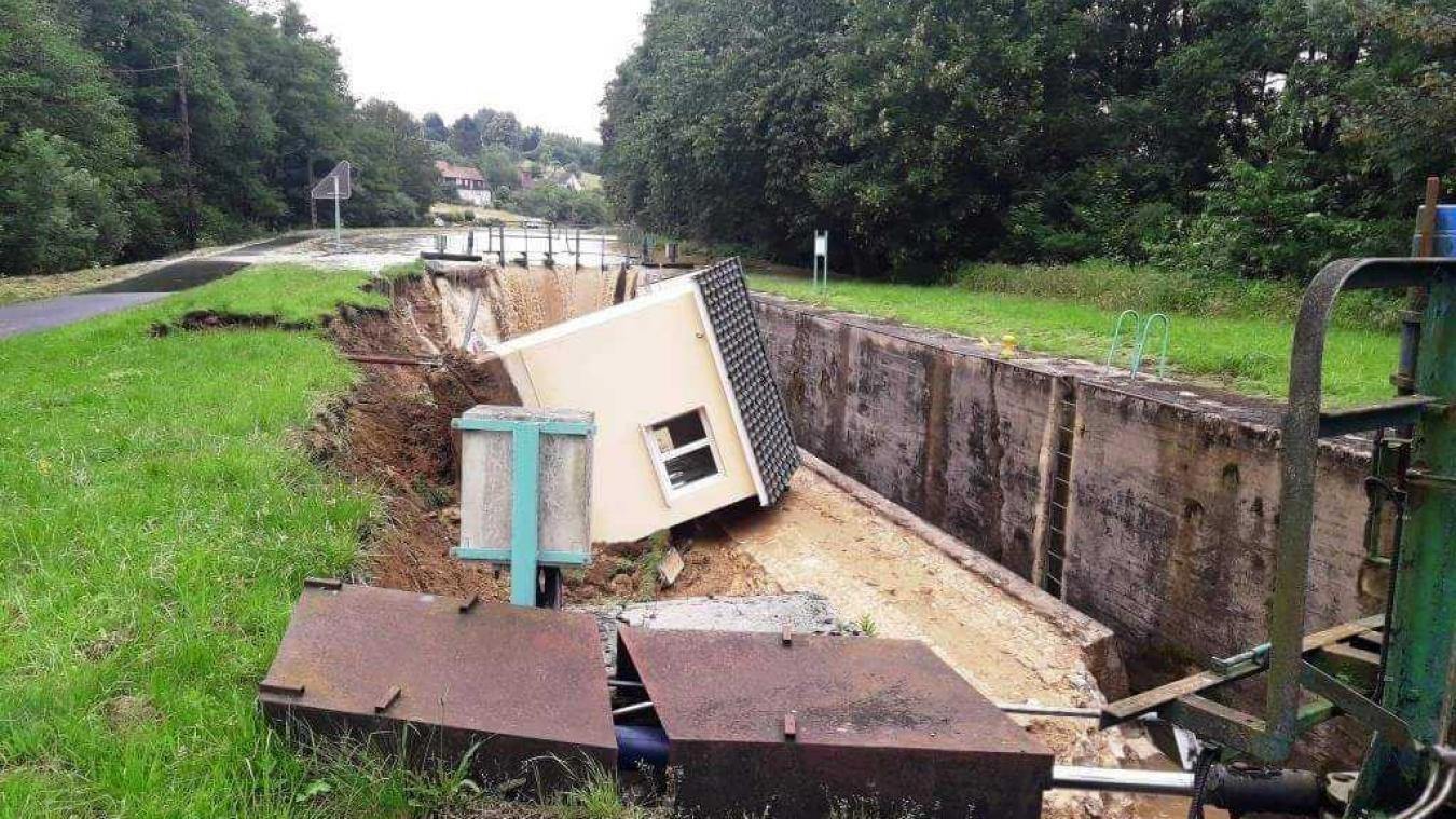 Kanalene forfaller
